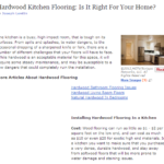 Is Hardwood Flooring in Los Angeles Ideal for Your Newly Built Home?