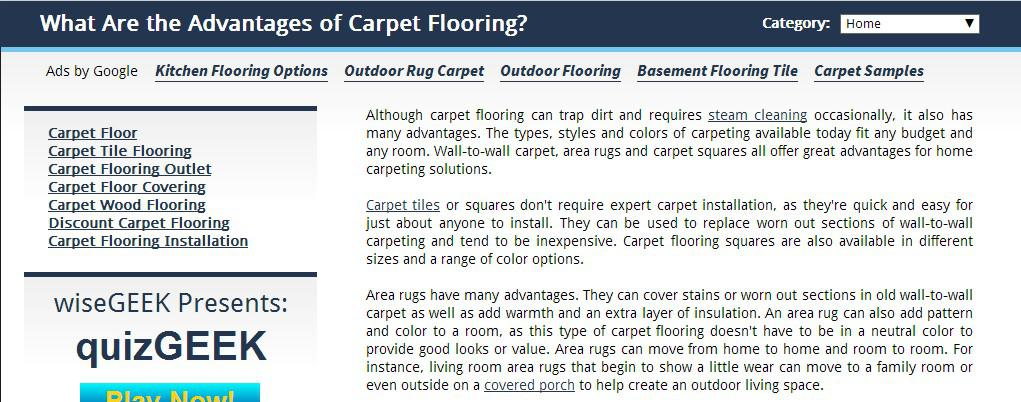 Upgrade Your Home Interior's Look with a Classy Los Angeles Carpet