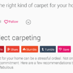 Things to Consider Before Getting a Carpet in Your Los Angeles Home