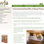Wood Flooring in Los Angeles and Other Cities Benefit the Environment